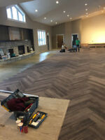 Professional, Dependable Flooring Installer, 35 yrs Experience