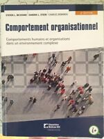 Comportement organisationnel