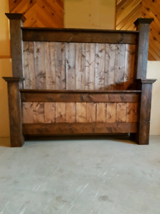 Headboard footboard NEW