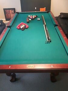 Pool table moving kijiji free classifieds in edmonton for Expensive pool tables