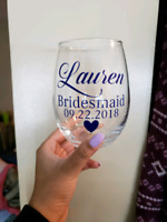 Customized bridesmaid proposals