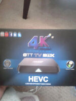 M8S+ TV box*free ufc ppv*free movies*free tv*no monthly fees*