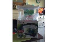 Betta 7l aquarium