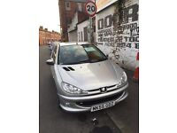Peugeot 206 Zest 1.4 Petrol