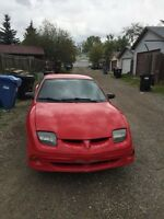 2001 Pontiac sunfire coupe/automatic $1100 OBO need gone today