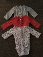 Baby girl nb clothes