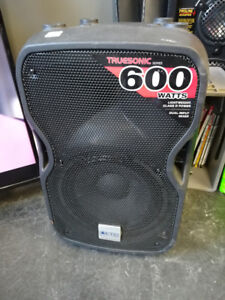 Alto speaker true sonic speakers 600 Watt