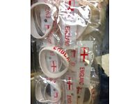 SWAP MEGA MONEY MAKER!!! 10000 England Rub we Wristbands