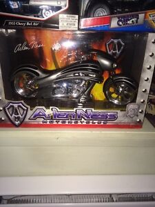 Diecast motorcycle