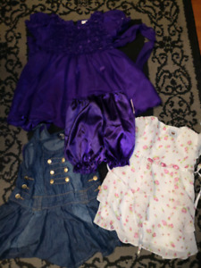 Baby Girls Clothing Lots