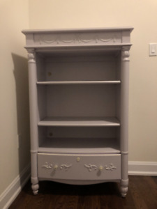 Beautiful Multi Functional Bookcase for a Teen or Baby room