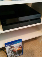 PS4 + Battlefield 4 + 8 digital games (includ Last of Us)