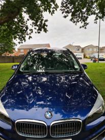 BMW 2 series grand tourer 2016