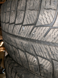 Michelin x-ice 205/55R16