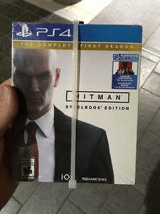 PS 4 hitman new game