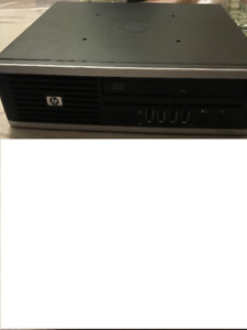 HP Compaq 8000 Elite Ultra Slim Desktop