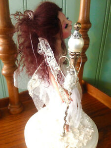 "Clay Figurine ""Fairy "" Kingston Kingston Area image 4"