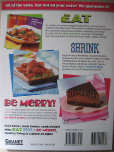 Eat, Shrink & Be Merry Cookbook Prince George British Columbia image 3