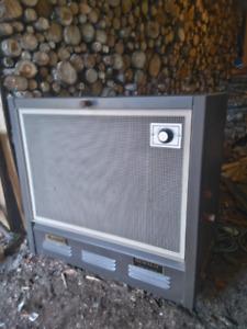 Newmac wood stove