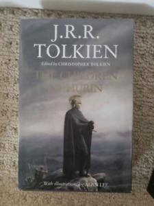 Collection of Tolkien Books Lord of the Rings