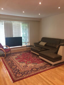 For Lease: Spacious Main Floor Apartment in Guildwood Community
