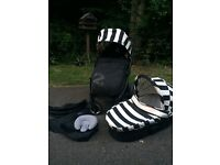 Complete baby style oyster travel system need gone ASAP REDUCED price