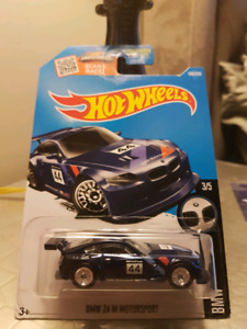 Hot wheels super treasure hunt BMW Z4 Motorsport
