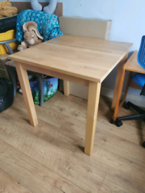 Ikea NORDEN Square Table (or desk) £25
