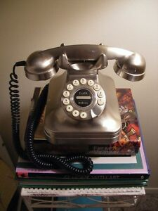 POTTERY BARN ANTIQUE INSPIRED PHONE
