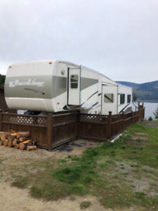 ADAMS LAKE LEASE RV PROPERTY - FOR SALE