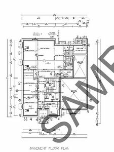 Interior Residential Building Permit Application $1,800
