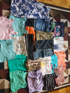 4/5 size summer cloths lot