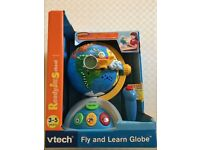 Vetch Fly and Learn Globe