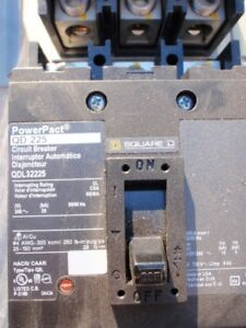 Electrical circuit breakers (new & used)