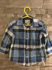 Boys Dress Shirt 18-24M