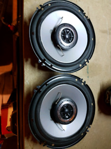 """Pioneer 6.5"""" Speakers"""
