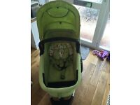 Mothercare my3 pram/ pushchair