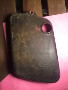 1968 Honda CB125 CL125 CD125 CD175 Left Sidecover