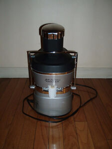 Mixer buy or sell processors blenders juicers in for Alpine cuisine power juicer