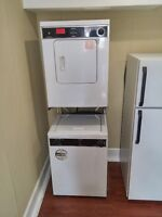 24 inch Stackable Washer and dryer, excellent shape, can deliver
