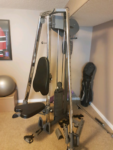 VISION FITNESS ST200 FUNCTIONAL TRAINER
