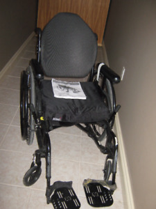 Wheelchair Delux -Must Sell