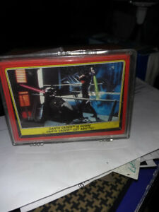 Star Wars Return of the Jedi Trading Cards 1983