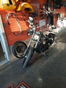 lots of used parts and bike available for various harley model