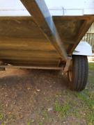 Tradesman trailer Walkervale Bundaberg City Preview