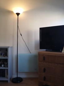 Used, Lovely 5ft lamp with bulb for sale  Poole, Dorset