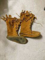 WINTER BOOTS NATIVE CULTURE WEAR