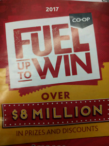 Fuel up to win co op - in search of spruce view