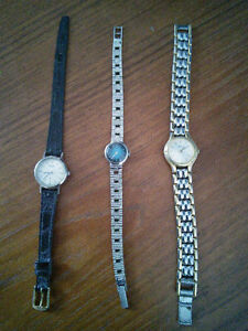 Older Brand Name Watches