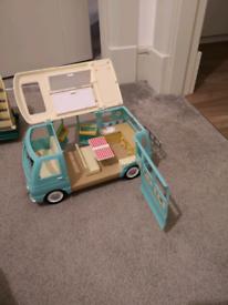 Sylvanian family vehicles